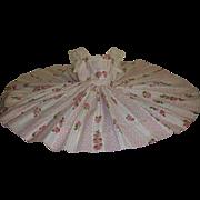 Vintage 1950's Tagged Alexander Cissy Dress