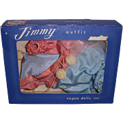 "1950s Vogue ""Jimmy"" Outfit Boxed"