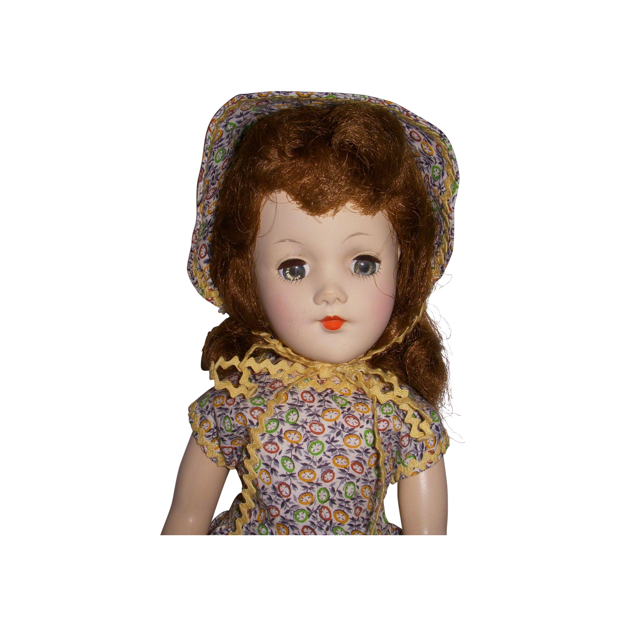 Vintage 1950s All Original Mary Hoyer Doll