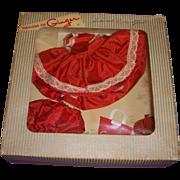 1950s Ginger Boxed Dress Set
