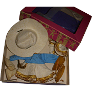 "1950s Vogue Ginny ""Play Time Cowgirl"" Boxed Outfit"