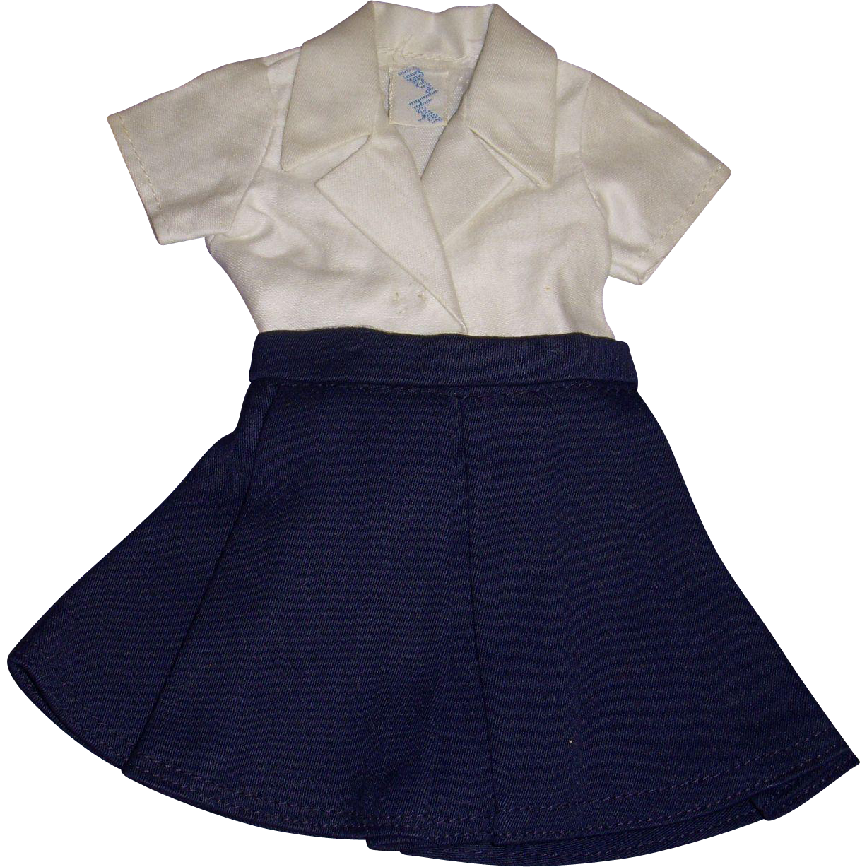 Vintage Tagged Mary Hoyer Skirt and Blouse Set