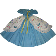 Vintage Tagged Mary Hoyer Storybook Style Gown