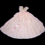 Vintage 1957 Alexander Cissy Night Gown