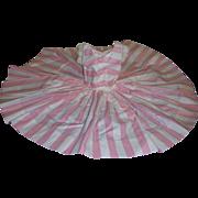 Vintage 1950's Alexander Cissy Dress