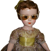 1950s Nancy Ann Style Show Doll All Original with Wrist Tag