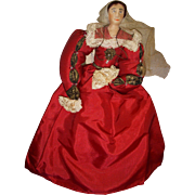 "Vintage Liberty of London ""Katherine Parr"" Doll"