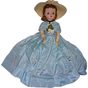 1957 Boxed Alexander Tagged Cissy Doll All Original