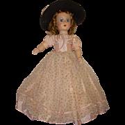 1950s Nancy Ann Style Show Doll All Original