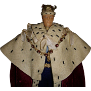 "Vintage Liberty of London ""Duke of Kent"" Doll"