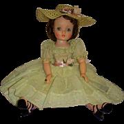 1958 Alexander Tagged Cissy Doll All Original
