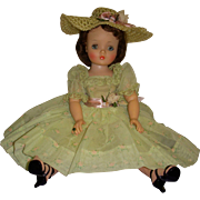 1958 Alexander Tagged Cissy Doll All Original