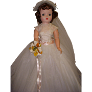 1956 Boxed Alexander Tagged Cissy Doll All Original