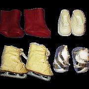 Vintage Lot of Terri Lee Shoes