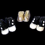 Vintage Lot of Madame Alexander Shoes