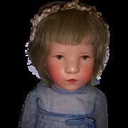 Vintage German Kathe Kruse Doll