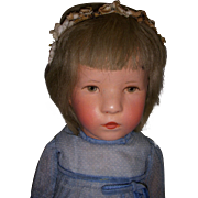 Vintage German Kathe Kruse Doll