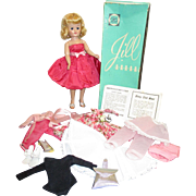 1950s Vogue Jill Doll Boxed with Wardrobe