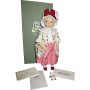 "R J Wright ""Martha"" UFDC Event Doll"
