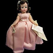 "Vintage 1962 MIB Madame Alexander Cissette ""Jacqeline"" Doll"