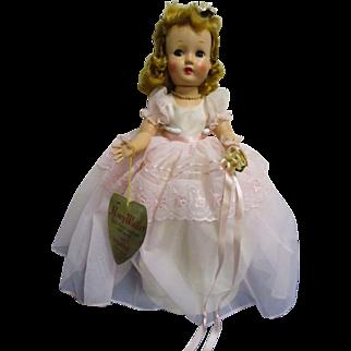 Vintage 1950s Effanbee Honey Walker Doll all Original