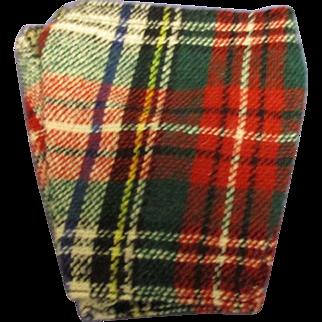 Vintage Tagged Mary Hoyer Plaid Shorts