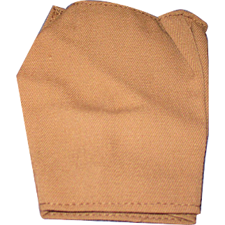Vintage Tagged Mary Hoyer Brown Shorts
