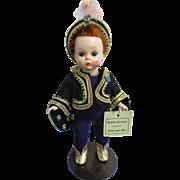"""Rare 1955 Madame Alexander """"Romeo"""" Doll All Original"""