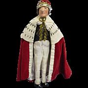 "Vintage Liberty of London ""Viscount Lord John"" Doll All Original"