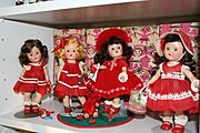 Kathy's and Terry's Dolls