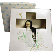 Nancy Ann Storybook Doll Nun White Habit MIB