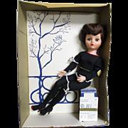 Vintage 1950-1960s Uneeda Dollikin Doll in Original Box