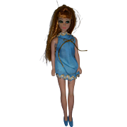 Vintage Dawn Doll in Original Outfit