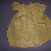 "Vintage Tagged Madame Alexander Lissy ""Katie"" Dress!"