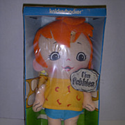 Pebbles Doll by Knickerbocker NRFP 1972!