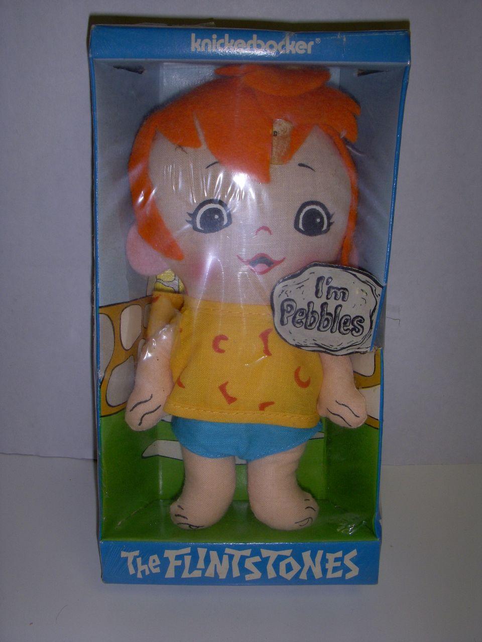 Pebbles Doll by Knickerbocker NRFP 1972!