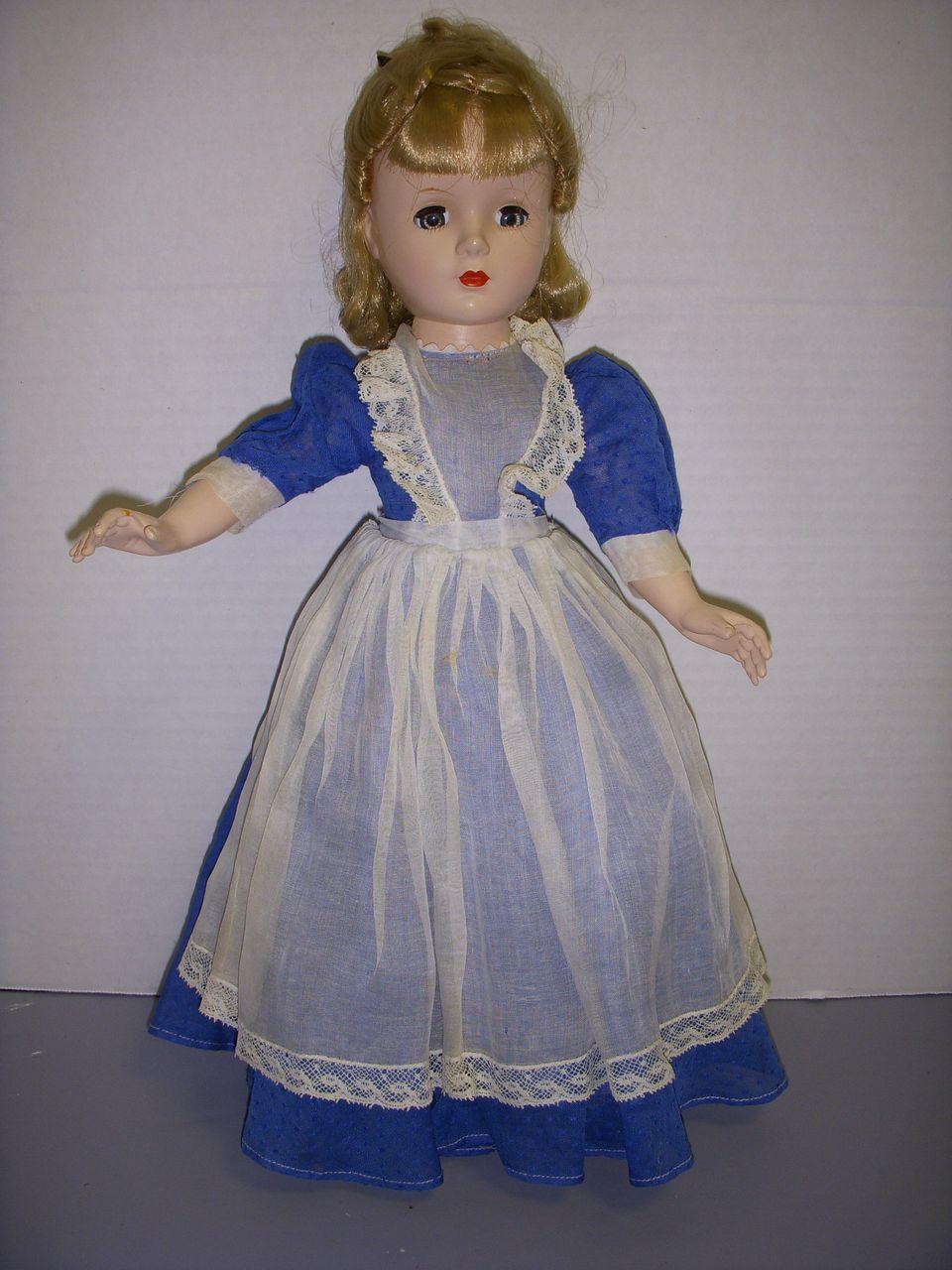 Madame Alexander Doll Vintage 118