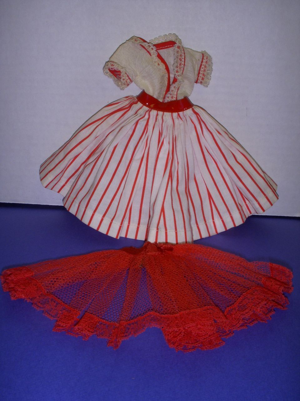 "Vintage 1950s NASB ""Miss Nancy Ann"" Tagged Skirt & Blouse Set!"
