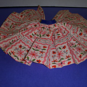 "Vintage 1950s NASB ""Miss Nancy Ann"" Skirt!"