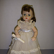 "Vintage Madame Alexander Lissy ""Graduation"" Doll 1957 All Original!"