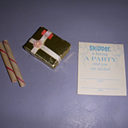 Vintage Mattel Skipper 1965 Original Happy Birthday Party Accessories!
