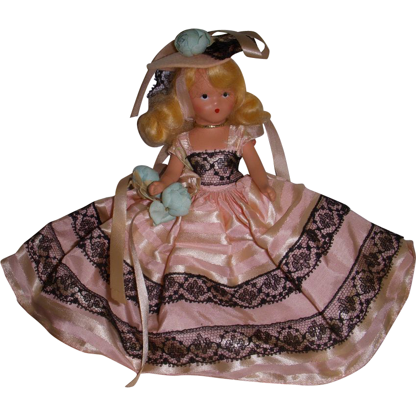 "Nancy Ann Storybook Doll ""Operetta Series""!"