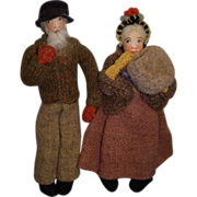 New Brunswick Cloth Dolls!