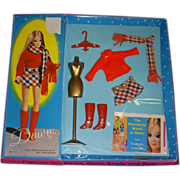 "Vintage MIP Dawn Fashion ""Mad About Plaid #0723"" by Topper!"