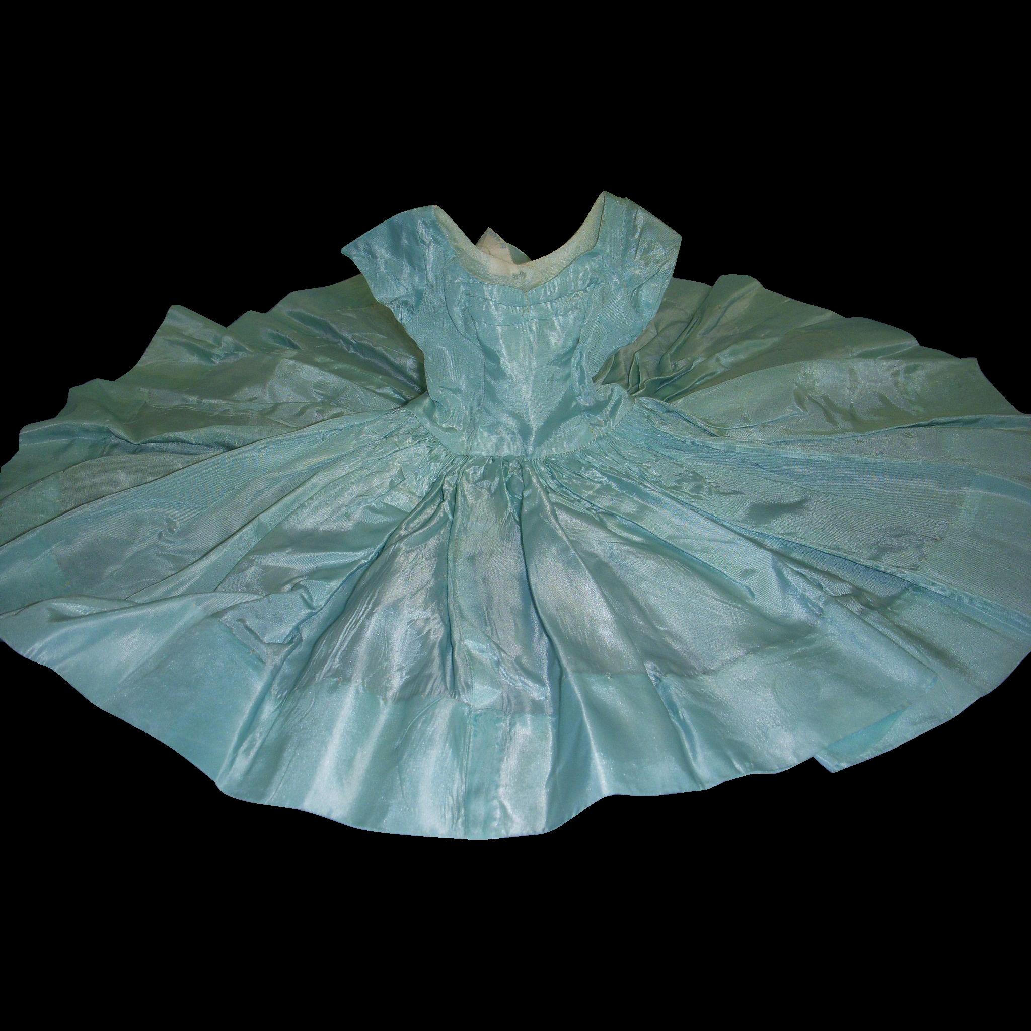 Vintage 1950's Alexander Tagged Cissy Cocktail Dress!