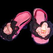 Vintage Alexander Cissy High Heels!