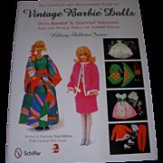 """Reference Book """"Vintage Barbie Dolls"""""""