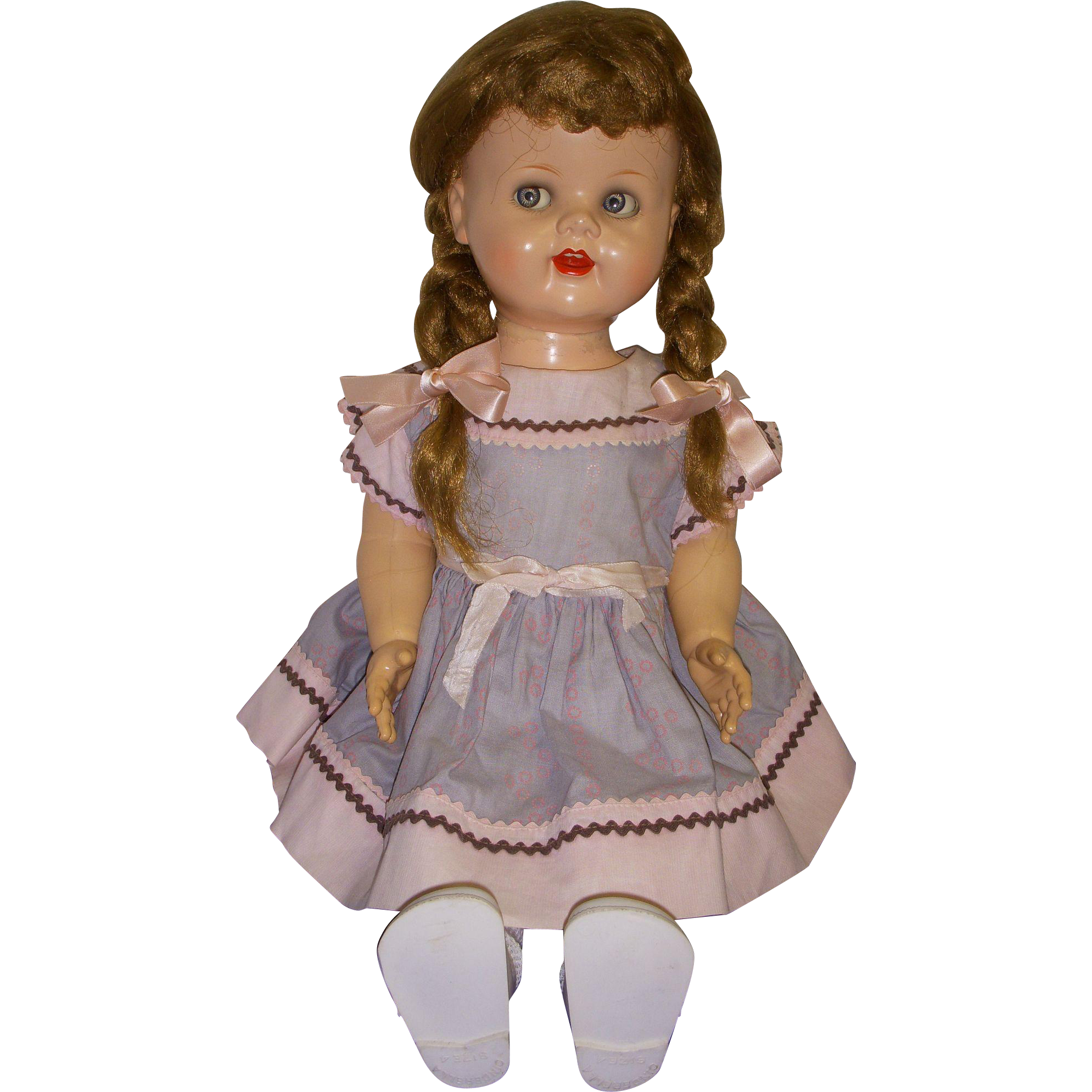 Vintage Ideal Saucy Walker Doll
