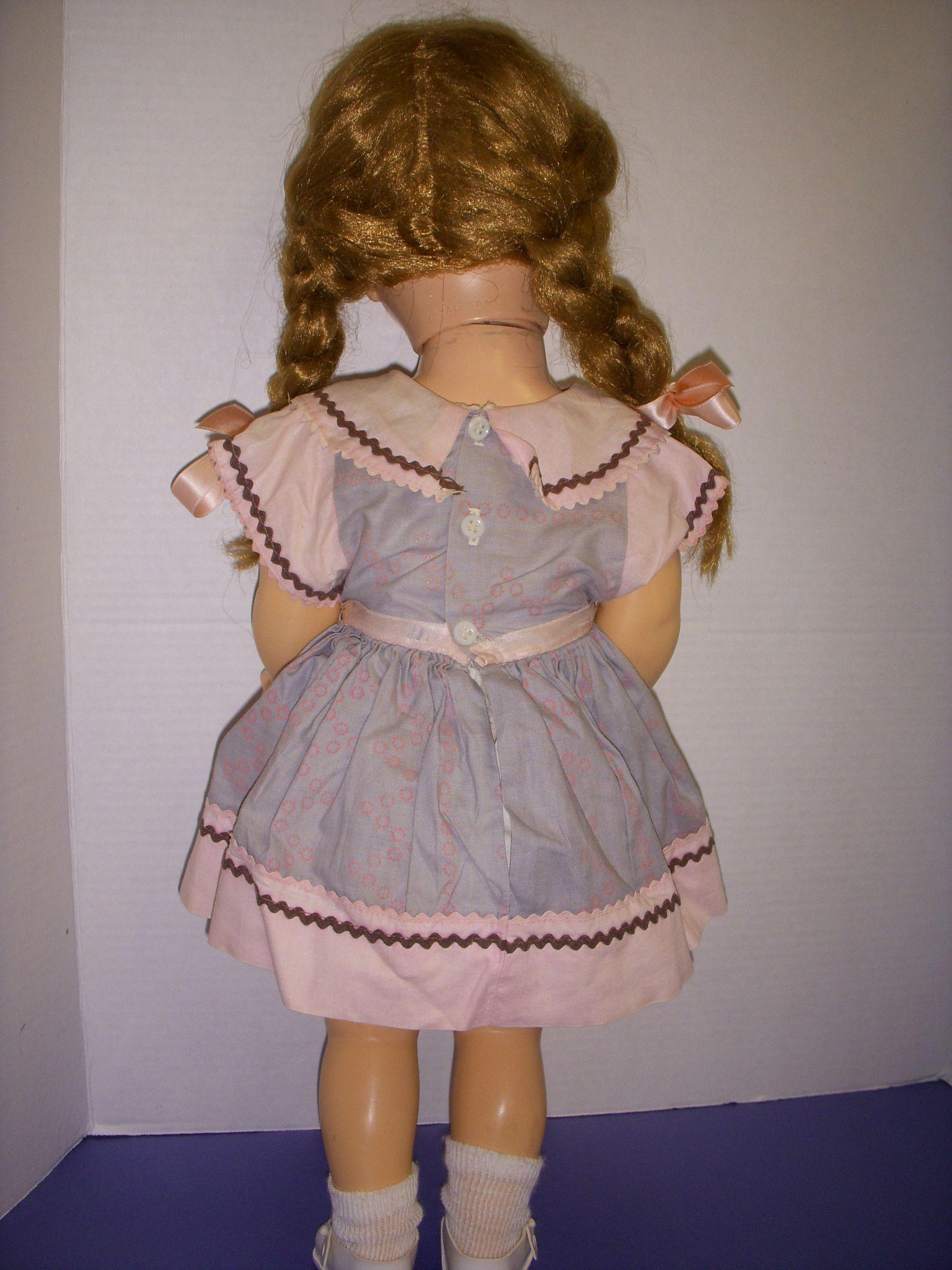 Vintage Walker Doll 108