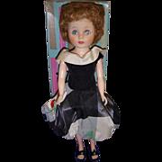 "Vintage 1958 American Character 10 1/2"" Toni Doll Original Box"